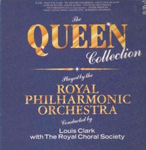 Queen - The Royal Philharmonic Orchestra Plays The Queen Collection - Zortam Music