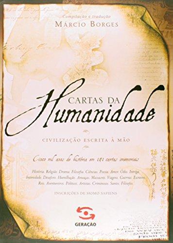 Cartas da humanidade: Civilização escrita à mão