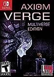 Axiom Verge - Multiverse Edition - Nintendo Switch
