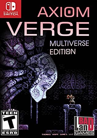 Axiom Verge: Multiverse Edition - Nintendo Switch Multiverse Edition Edition
