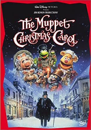 Muppet Christmas Carol.The Muppet Christmas Carol Amazon Ca Michael Caine Dave