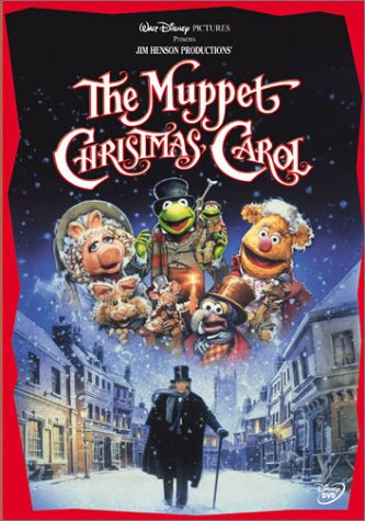 Cover of Muppet Christmas Carol