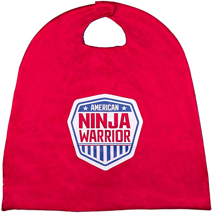 Amazon.com: American Ninja Warrior Reversible Cape: Clothing