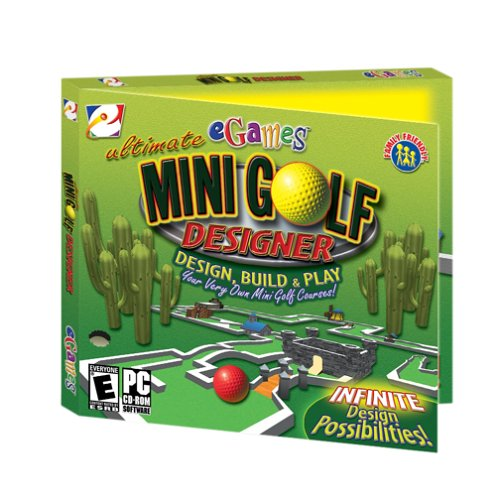 (Ultimate Mini Golf Designer (Jewel Case) -)