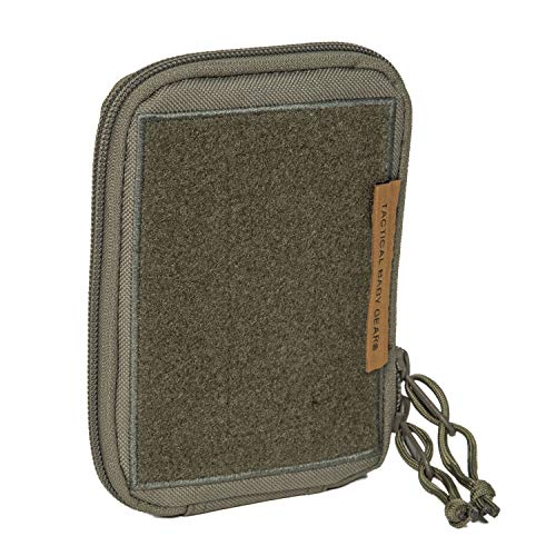 Tactical Baby Gear MOLLE Dump Pouch 2.0 (Ranger Green) from Tactical Baby Gear
