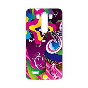 Colorful abstract pattern Phone Case for LG G3