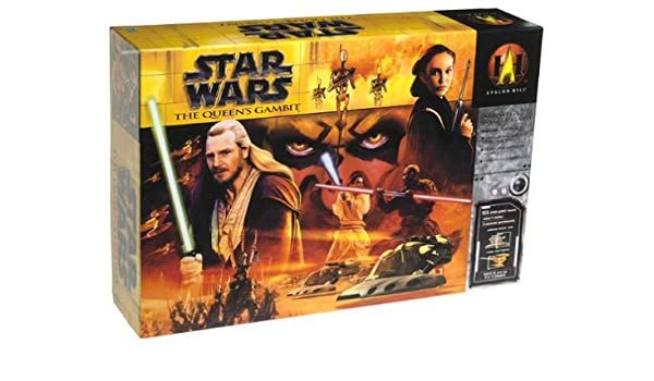 Star Wars the Queens Gambit by Avalon Hill: Amazon.es: Juguetes y ...
