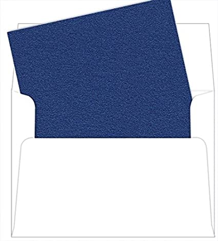 Amazon a7 blueprint metallic envelope liners curious a7 blueprint metallic envelope liners curious metallics 25 pack malvernweather Gallery