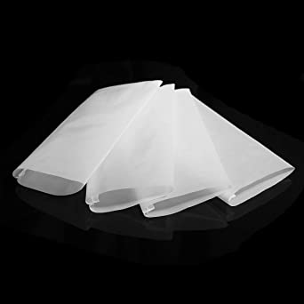 90 Micron Rosin Press Bags 10pcs Per Park 90 Micron Rosin Bags 2.5 X 4