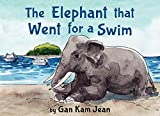 The Elephant That Went For A Swim