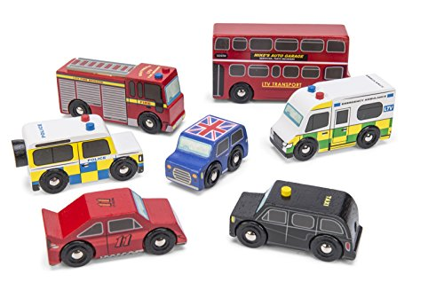 Le Toy Van London Car Set ()
