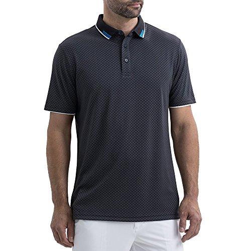 ea1eb24dce Sligo Jesse Golf Polo Black X-Large