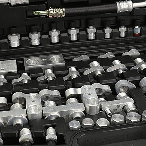 Herramienta de reparación de herramientas de detección de fugas para aire acondicionado: Amazon.es: Bricolaje y herramientas