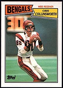 Football NFL 1987 Topps #188 Cris Collinsworth NM-MT Bengals