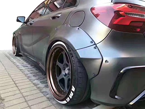 Mercedes Benz A45 - Wide Body Kit - Buy Online in Qatar