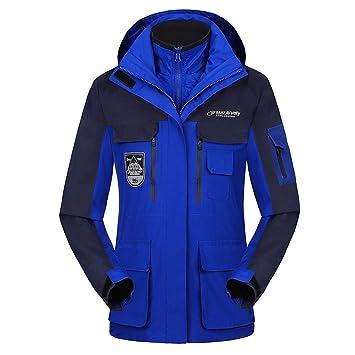SJZC Chaqueta Impermeable Face The Cortavientos Abrigo Hombres Cazadora Invierno Jacket Chaquetas Abrigos026: Amazon.es: Deportes y aire libre