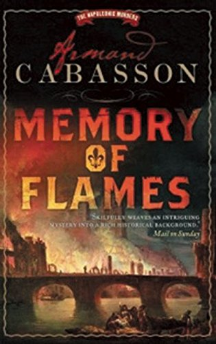 book cover of Memory of Flames