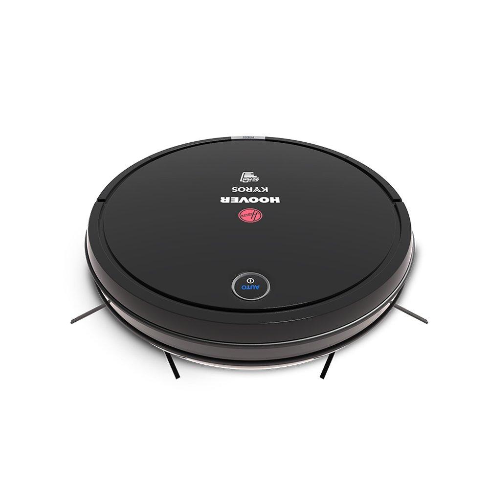 Hoover - RBT001 - Robot Aspirador - Kyros - 90min Autonomía - 4 Programas de Limpieza - Sensores Anticaída - Color Negro: Hoover: Amazon.es: Hogar