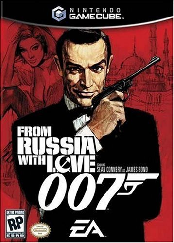 James Bond 007 From Russia With Love - Gamecube