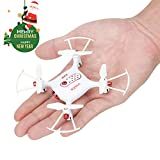 Syma X20 RC Drone Mini Pocket Drone LED RC Quadcopter Micro Quads Altitude Hold Headless RC Quad Copter