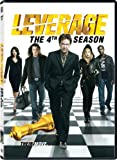 Leverage: Season 4 [Import]