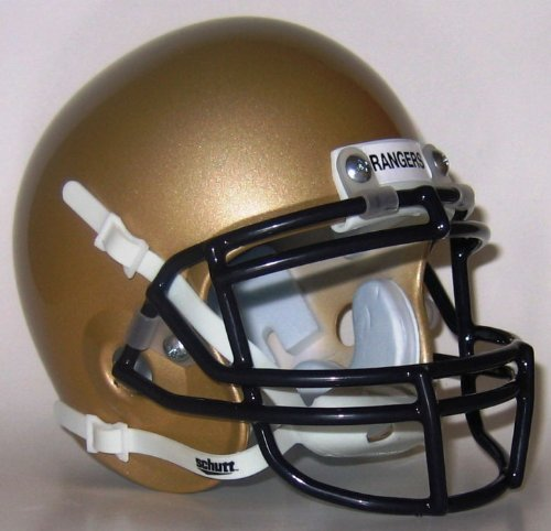 (Dallas Jesuit Rangers High School Mini Helmet - Dallas, TX)