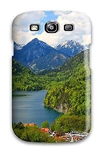 Best New Arrival Premium Galaxy S3 Case(lake) 1635379K90291270