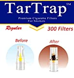 TarTrap Disposable Cigarette Filters - Bulk Economy