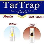 TarTrap Disposable Cigarette Filters - Bulk Economy Pack