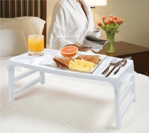 Buy folding lap tray with cup holder