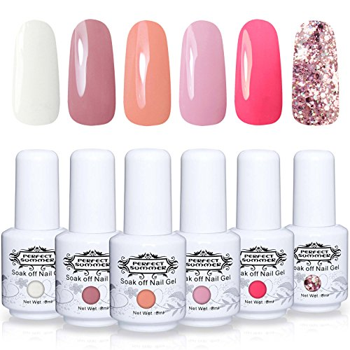 Perfect Summer Soak Off Gel Nail Polish - UV LED Gel Polish