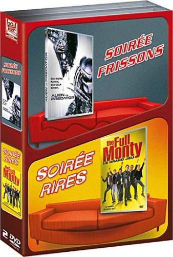 Alien Vs Predator / Full Monty - Bi-Pack 2 - Predator 2 Full