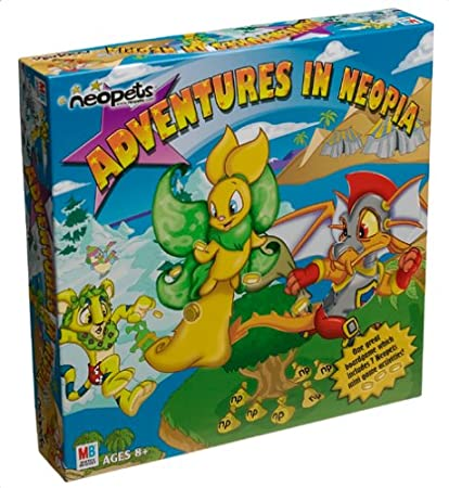Neopets Board Game