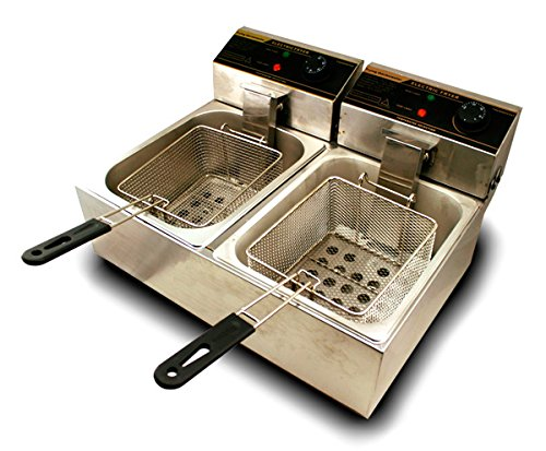 counter fryer - 6