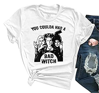 Squad Goals Sanderson Sisters Funny Halloween Hocus Pocus Classic Movie T-Shirt