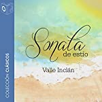 Sonata de estío [Summer Sonata] | Ramón del Valle-Inclán
