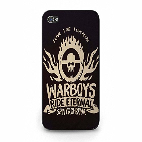 iPhone 5 5S Wenn 5SE Action Movie Mad Max 4 Case Cover, Classical Vintage Logo Film Mad Max Fury Road Phone Casefor iPhone 5 5S Wenn 5SE Mad Max Personalized Cover Shell