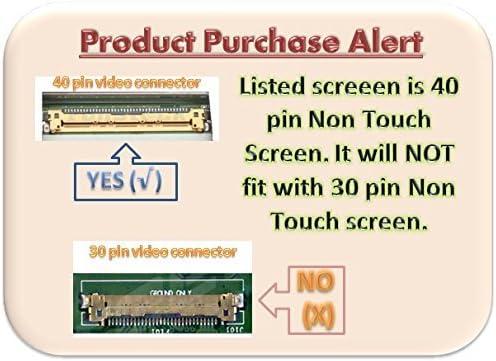 New Envy DV6T-7300 15.6 Laptop LCD LED Display Screen
