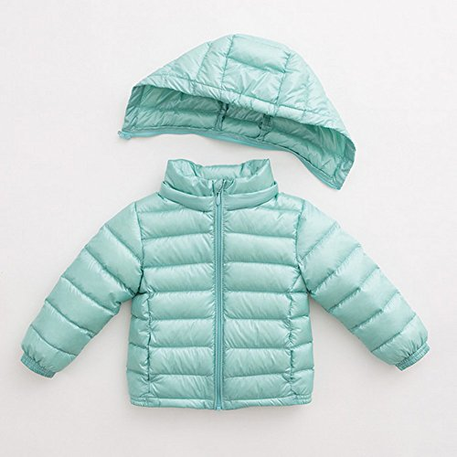 033464ce1 Jual marc janie Girls Boys  Lightweight Packable Hooded Down Puffer ...