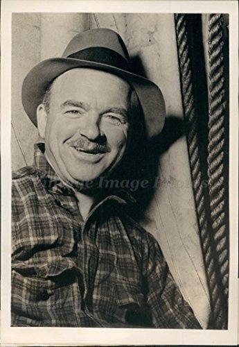 Vintage Photos 1942 Photo Edmund Gilligan Author Novel Uboats North Atlantic Gaunt Woman