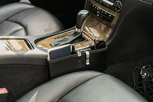 console side pocket car front seat side organizer car import it all. Black Bedroom Furniture Sets. Home Design Ideas