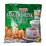 Gold Kili Natural Instant Ginger Herbal Tea Drink 20 Sachets (Pack of 4) – Total 80 Sachets Review