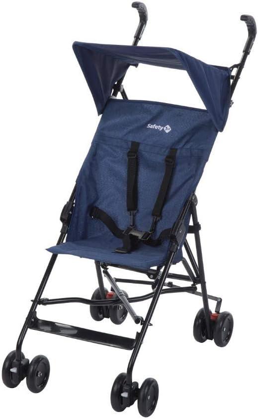 Safety 1st 1182667000 Peps+Capota 'Blue Chic' - Silla de Paseo, Color Azul