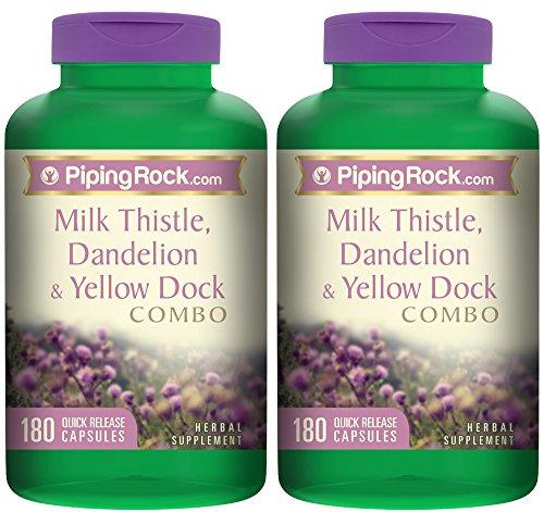 piping-rock-milk-thistle-dandelion-yellow-dock-combo-2-bottles-x-180-quick-release-capsules-herbal-s