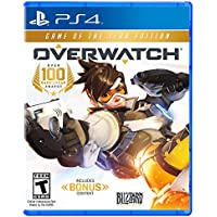 Overwatch Game of the Year Edition for PS4 or Xbox One