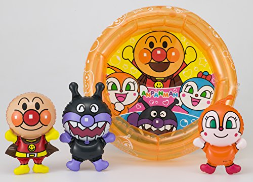 (Japan Kids Toy - Anpanman mini bath set *AF27*)