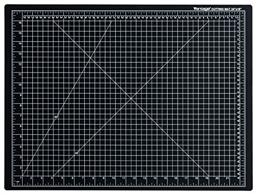 (Dahle Vantage 10672 Self-Healing 5-Layer Cutting Mat Perfect for Crafts and Sewing 24