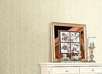Vliestapete TV Hintergrund Wand Papier Design Minimalist Moderne  Schlafzimmer Wohnzimmer Tapete Beige