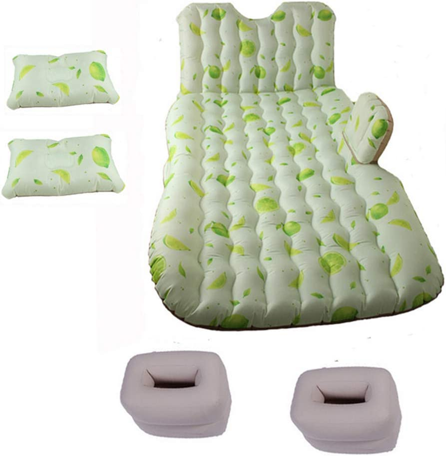 DONG Colchón Impermeable Hinchable Camping Asiento Inflable para ...
