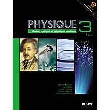 Physique 3 ondes opt. 4e benson